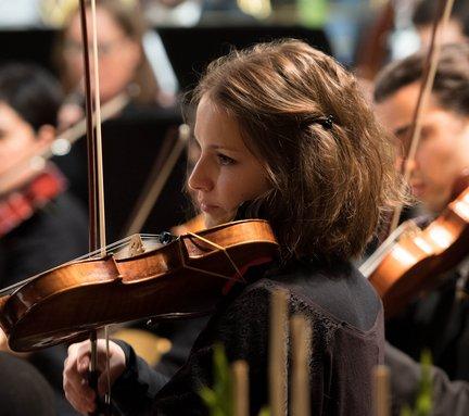 Aufnahme vom Kulturfestival - Schubert in Gastein, als Hommage an Franz Schubert